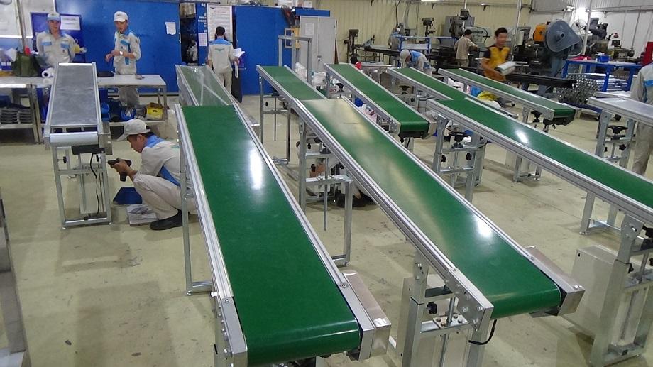 băng tải PVC giá rẻ