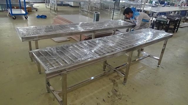 băng tải con lăn intech Việt Nam