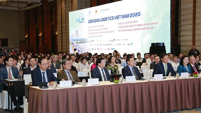 Diễn biến Diễn đàn Logistics Việt Nam 2020