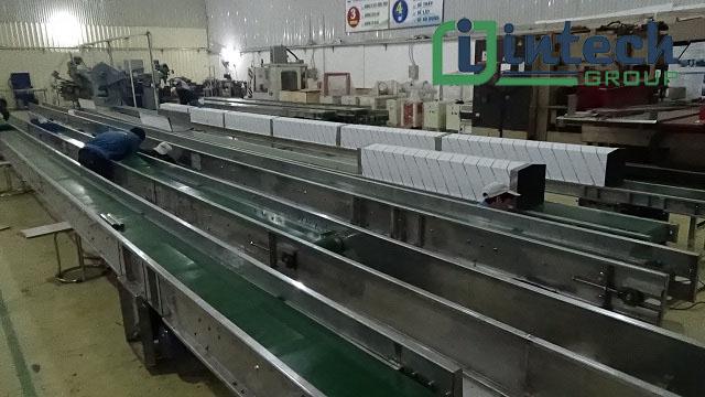 hệ thông băng tải công nghiệp intech
