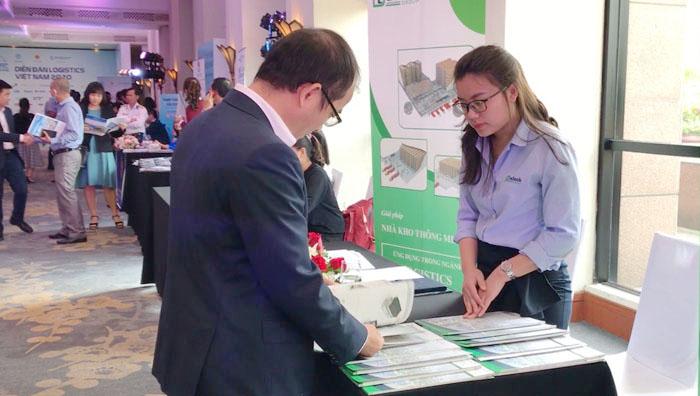 Diễn đàn Logistics Việt Nam 2020 Intech nổi bật