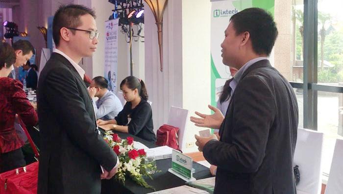 Intech gặp gỡ các đối tác tại Diễn đàn Logistics Việt Nam 2020